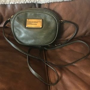 Marc By Marc Jacobs olive green small Crossbody
